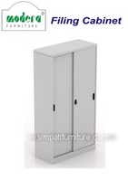Filling Cabinet Modera MH 488 Grey