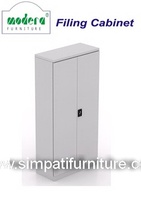 Filling Cabinet Modera MH 588 Grey