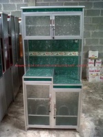 Rak Piring 2 Pintu Magic Com Standard Lis