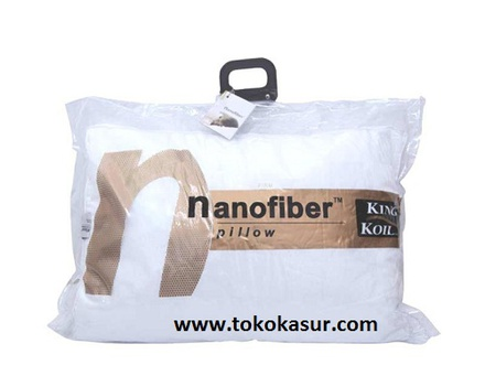 Bantal King Koil Nano Fiber Firm